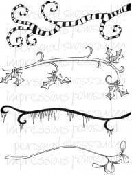 Lindsay Mason Designs - Branching Out A6 Clear Stamp