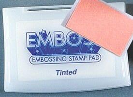 Tsukineko - Emboss Ink Pad Tinted