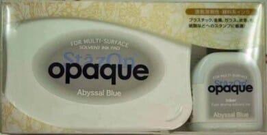Tsukineko - Abyssal Blue StazOn Pad