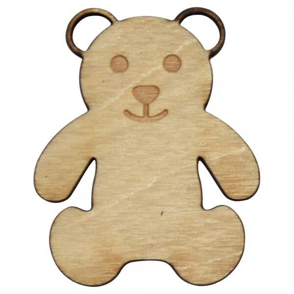 Craft Shapes - Teddy Bear