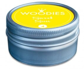 Woodies stamp pad Sweet Sun