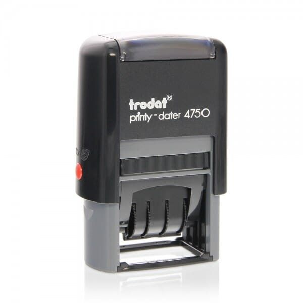 Trodat Printy dater 4750L - Checked