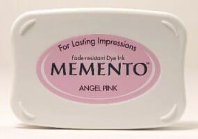Tsukineko - Angel Pink Memento Ink Pad