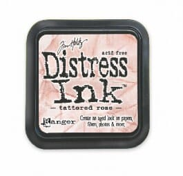 Ranger Ink - Tattered Rose Distress Pad