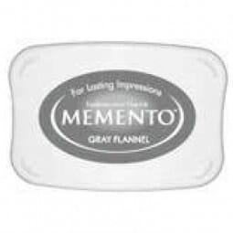 Tsukineko - Gray Flannel Memento Ink Pad