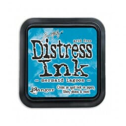 Ranger Ink - March Distress Ink Pad Mermaid Lagoon
