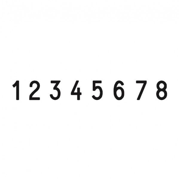 Trodat Professional Numberer 5558