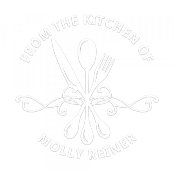From the Table Round Monogram Seal