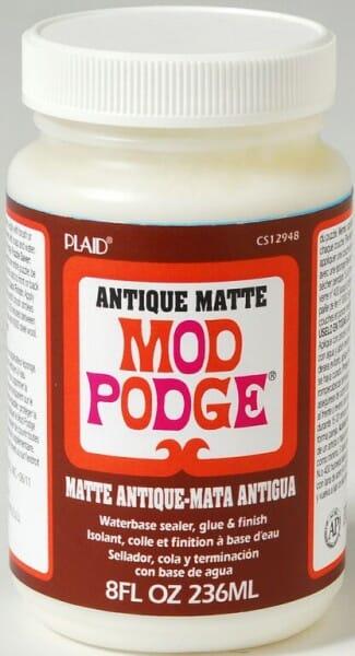 Mod Podge - Antique Matte 8 Oz.