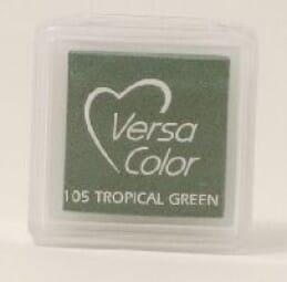Tsukineko - Tropical Green Versasmall Pad