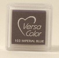 Tsukineko - Imperial Blue Versasmall Pad