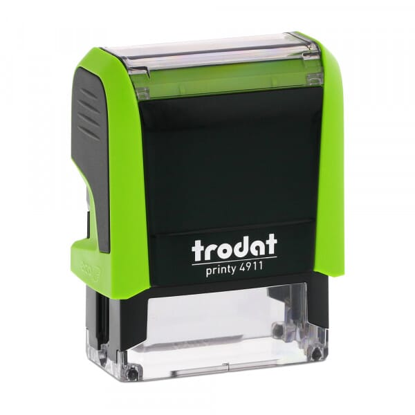 Trodat Classmate Self-Inking - Flower 4911