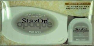 Tsukineko - Mist Gray StazOn Pad
