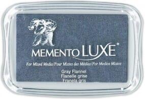 Tsukineko - Memento Luxe Gray Flannel