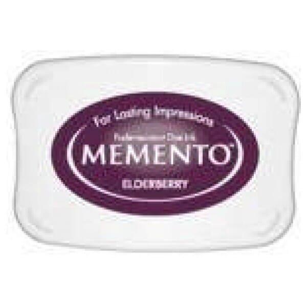 Tsukineko - Elderberry Memento Ink Pad