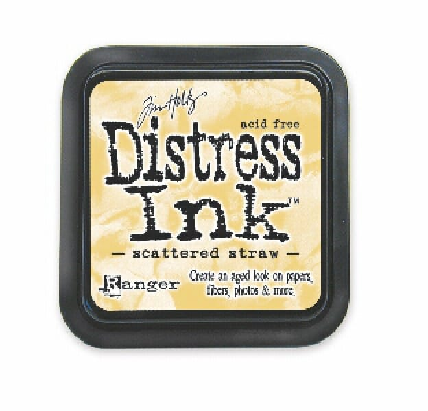 Ranger Ink - Scattered Straw Distress Pad