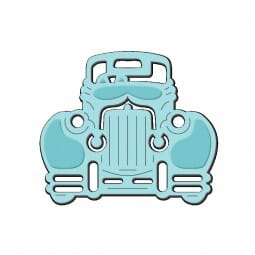 Sue Dix Designs - Vintage Car Mini Dies