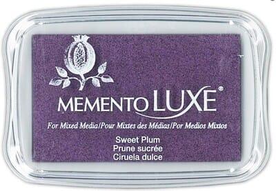Tsukineko - Memento Luxe Sweet Plum
