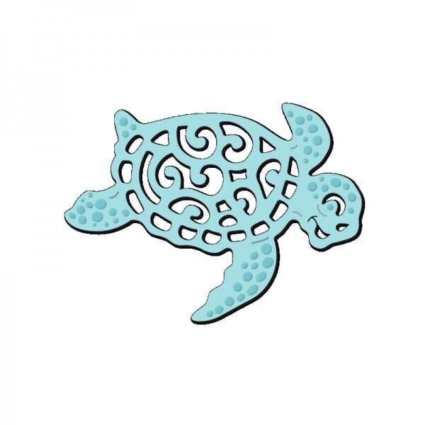 Sue Dix Designs - Laughing Turtle Sweet Dixie Die