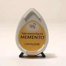 Tsukineko - Cantaloupe Memento Dew Drop Pad