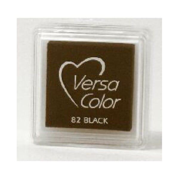 Tsukineko - BS Black Versasmall Pigment Ink Pad