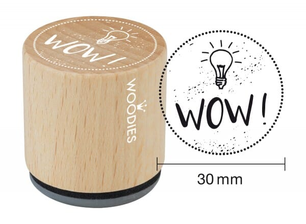Woodies stamp WOW!