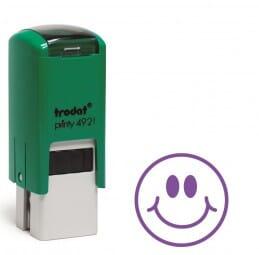 Trodat Printy 4921 - Smiley Face - violet