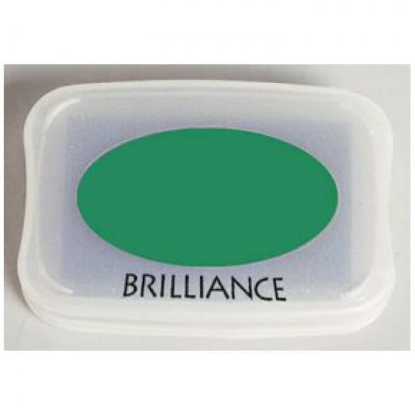 Tsukineko - Gamma Green Brilliance Pad