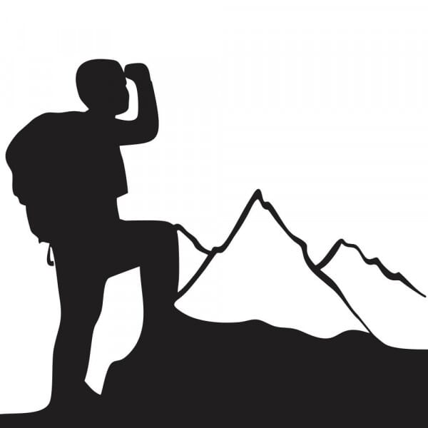 Bullet Journal Stamp - Hiking
