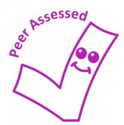 Teachers' Motivation Stamp - PEER ASSESSED
