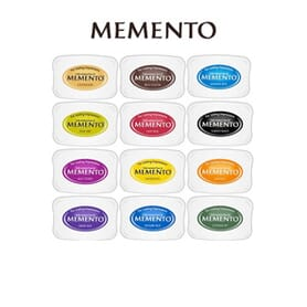 Memento Premium Ink Pads