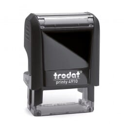 Trodat Printy 4910 26 x 9 mm - 2 lines
