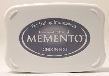 Tsukineko - BS London Fog Memento dye Ink Pad