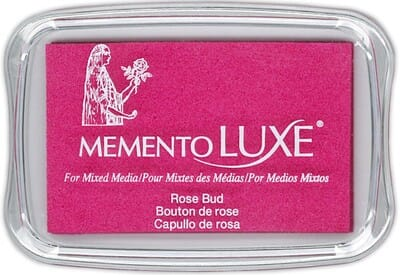 Tsukineko - Memento Luxe Rose Bud