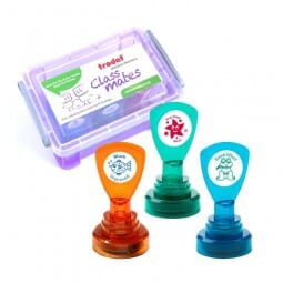 Teachers' Motivation and Reward Stamps - Box D