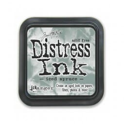 Ranger Ink - Iced Spruce Distress Ink Pads