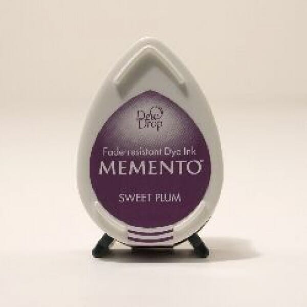 Tsukineko - Sweet Plum Memento Dew Drop Pad