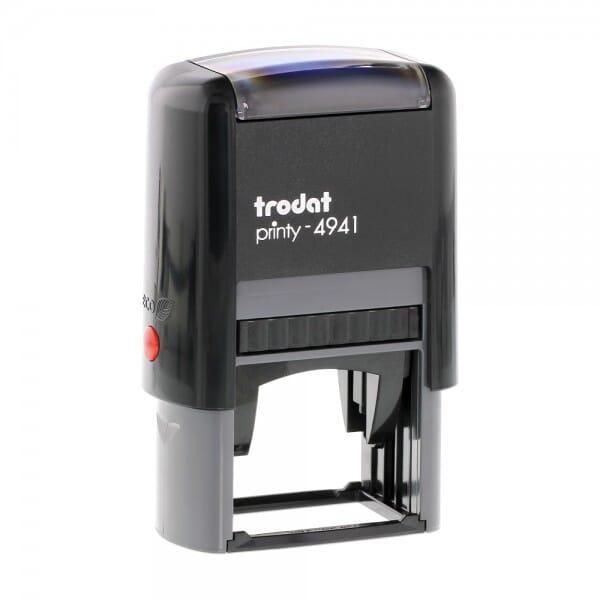 Trodat Printy 4941 41 x 24 mm - 6 lines