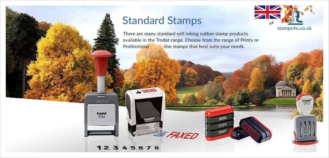 Standard stamps