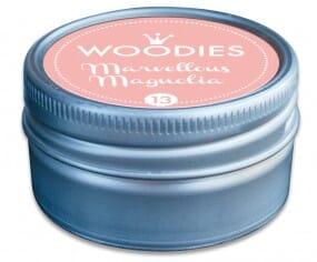Woodies stamp pad Marvellous Magnolia