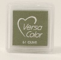 Tsukineko - Olive Versasmall Pad