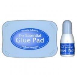 Tsukineko - Glue Pad & Inker Set
