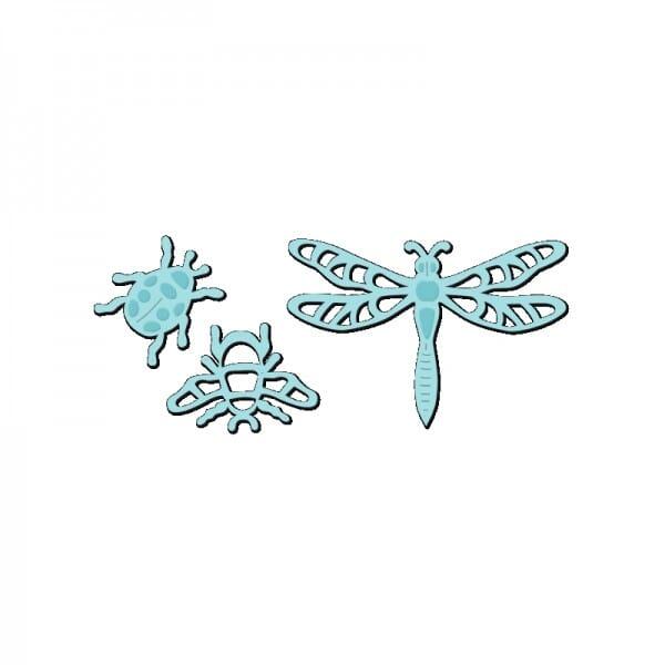 Sue Dix Designs - Garden Creatures Sweet Dixie Die