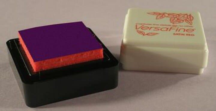 Tsukineko - Imperial Purple Versafine Small Pad