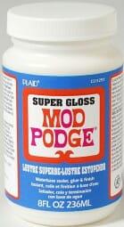 Mod Podge - Mod Podge Super Gloss 8 Oz.