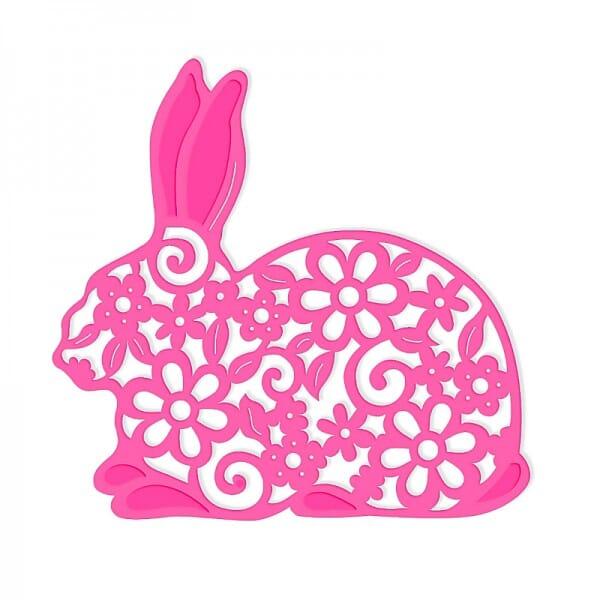 Sweet Dixie Bunny Rabbit Die by Sue Dix