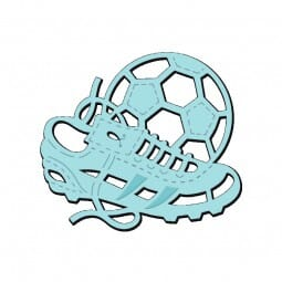Sue Dix Designs - Football & Boot Mini Dies