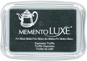 Tsukineko - Memento Luxe Espresso Truffle