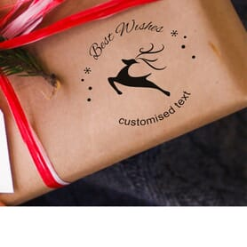 Eco-Friendly Gift Tag Stamps