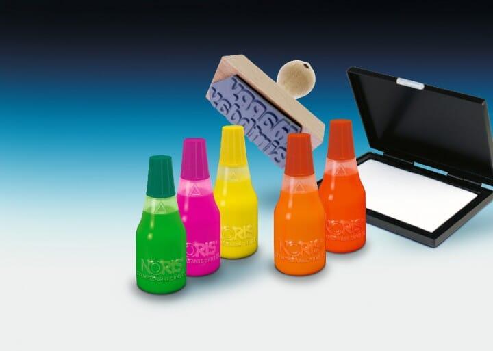Noris 117 Neon Stamp Pad Ink